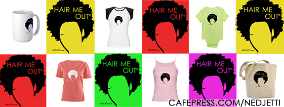 cafepress hair me out
